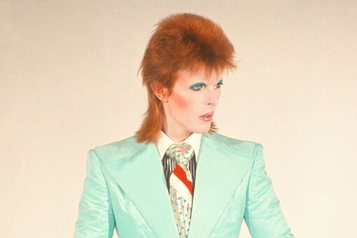 What Inspired David Bowie to Collect Art