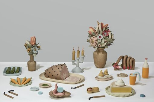 Genesis Belanger's Uncanny Ceramics Help Us Cope with the Present