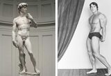 How Art Has Depicted the Ideal Male Body throughout History