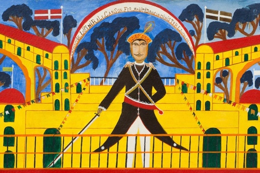The Haitian Surrealists That History Forgot