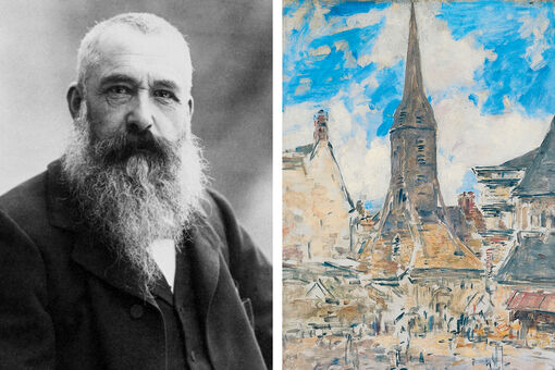 Inside Monet's Secret Collection of Impressionist Masterpieces