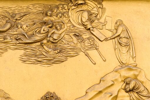 "This Artwork Changed My Life: Lorenzo Ghiberti's ""Gates of Paradise"""