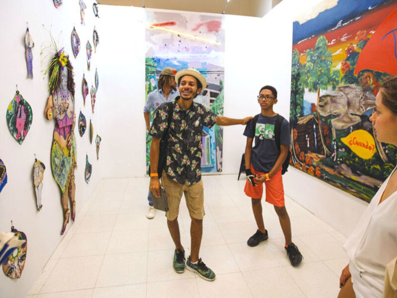 A Scrappy New Fair Delivers What Puerto Rico's Strapped Art