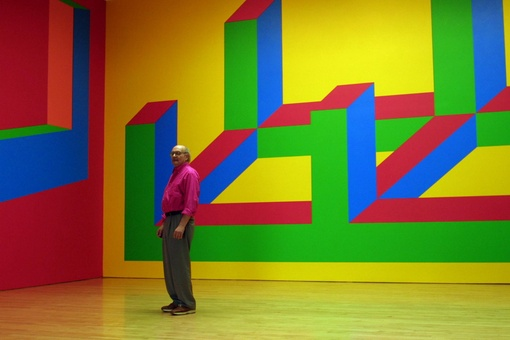 Sol LeWitt on How to Be an Artist