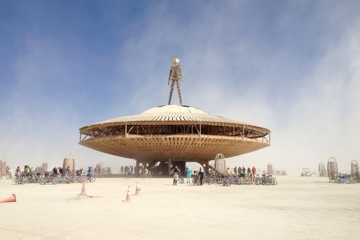Why It's Time to Revisit the Art and Culture of Burning Man