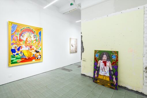 In the Midst of COVID-19, Chinese Galleries Adapt and Persevere