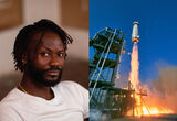 Amoako Boafo Is Sending an Artwork to Space
