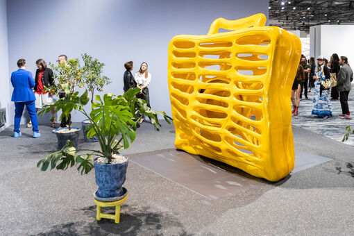 The Artists Everyone Talked about during Art Basel in Miami Beach
