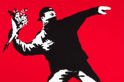 What Collectors Need to Know about Banksy's Market