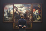 How Long Do People Really Spend Looking at Art in Museums?