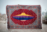 These Muslim Artists Are Reenvisioning Prayer Rugs to Address Misrepresentations of Islam