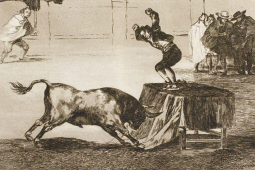 Why Francisco de Goya's Prints Are a Safe Bet for Cautious Collectors