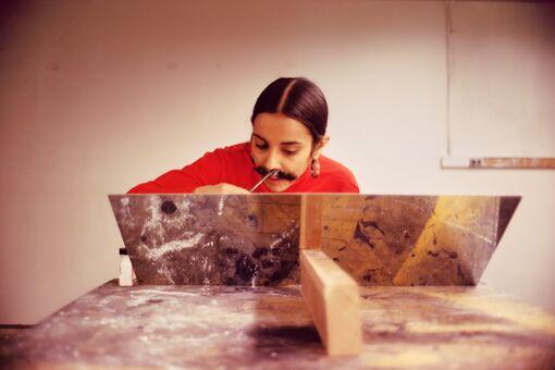 How Children Helped Ana Mendieta Make Her Radical Art