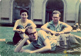 The Friendship and Flight of Andy Warhol, Philip Pearlstein, and Dorothy Cantor