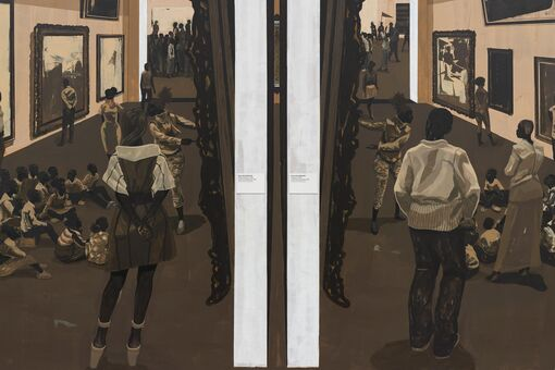 Kerry James Marshall Again Proves He's among the Greatest Living Artists