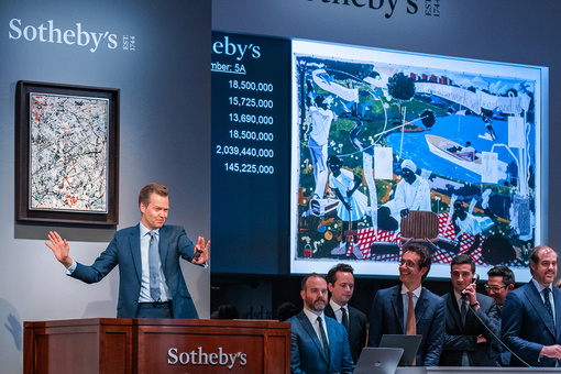 From Auction Week to Art Basel, What's Happening in the Art Market