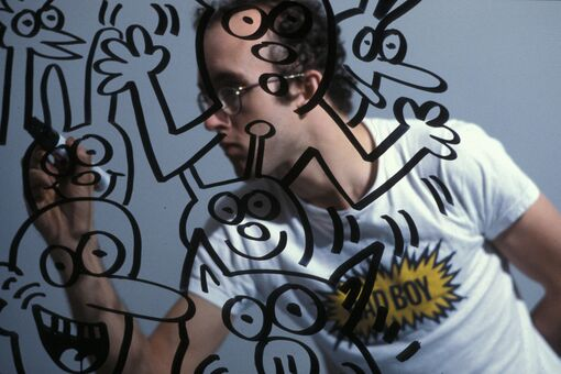 Keith Haring on How to Be an Artist