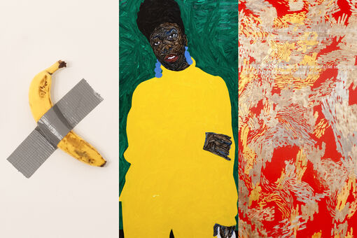 What Sold at Art Basel in Miami Beach