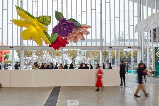 Expanded West Bund Art Fair Builds Market Momentum in Shanghai