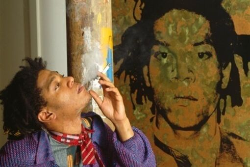 How Basquiat Became a Muse for So Many Artists
