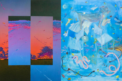 5 Emerging Artists to Discover at the one x Artsy Exhibition