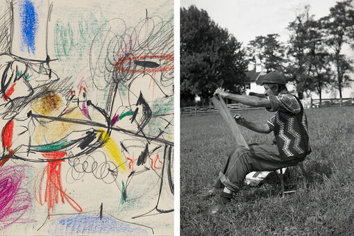 What You Need to Know about Arshile Gorky, the Last Surrealist and the First Abstract Expressionist