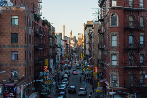 Why New York's Most Important Art District Is Now the Lower East Side