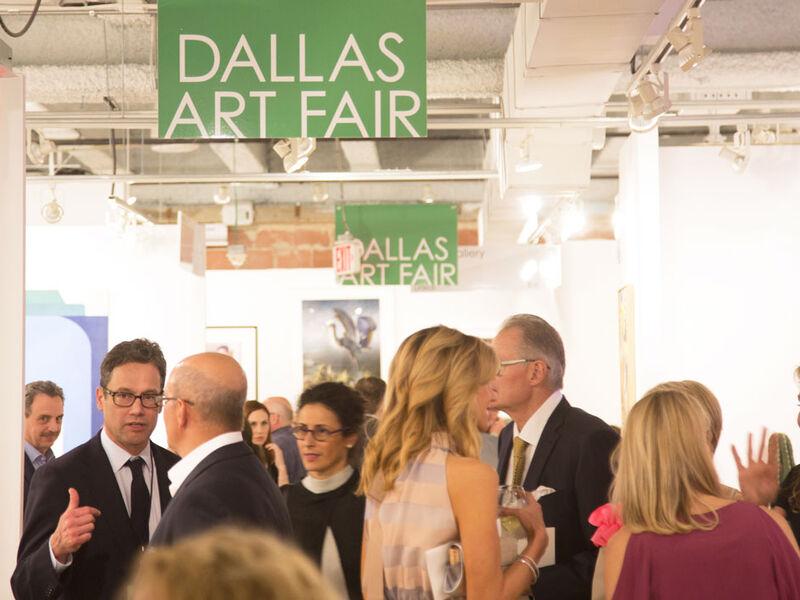 What Sold at Dallas Art Fair - Artsy