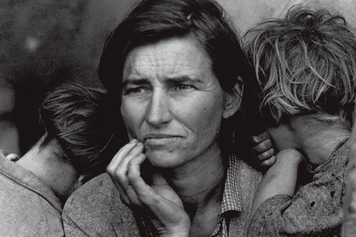 6 Things You Didn't Know about Dorothea Lange