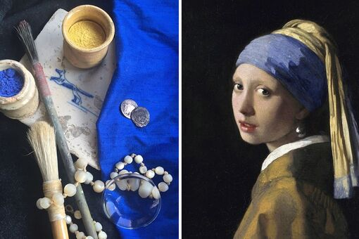 Vermeer's Paintings Are Strikingly Realistic. Did He Trace Them?