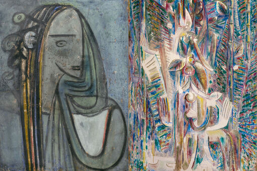 How Wifredo Lam's Unique Strand of Surrealism Seduced Collectors