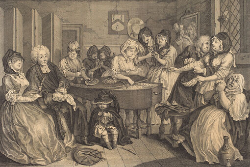 William Hogarth's Caricatures Mocked English Society—and Made Him a National Hero