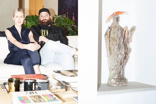 The Collecting Couple Promoting Emerging, Diverse Art in Dallas