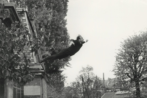 How Yves Klein Tricked the World with This Iconic Photograph