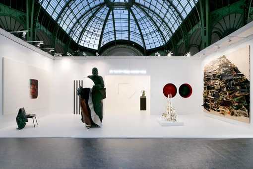 The 10 Best Booths at FIAC