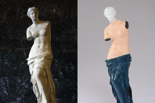 Why Do People Still Think That Classical Sculptures Were Meant to Be White?