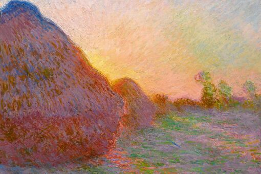 Why This Claude Monet Haystack Could Sell for over $55 Million