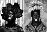 In Striking Monochrome, Photographer Muholi Masterfully Explores Self-Image