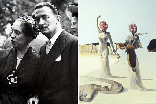 The Fashion Designer Who Made Dalí's Art Wearable