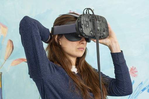 Virtual Reality Is Helping Hospice Patients Check Off Their