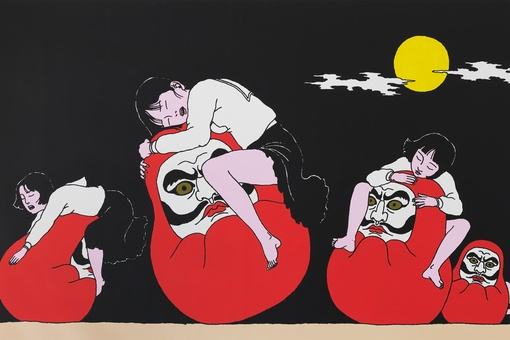7 Contemporary Japanese Artists Who Emerged from Tokyo's Underground Art Scene