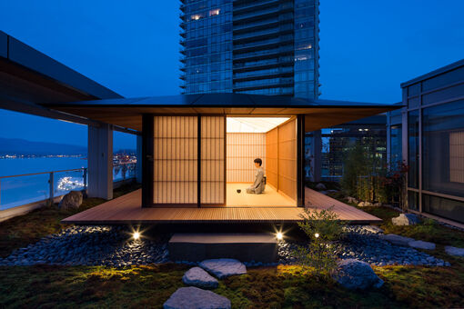 6 Modern Teahouses That Are Architectural Wonders