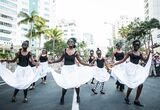 Art Parades through Miami's Streets in Celebration of Its Newest Cultural Hub