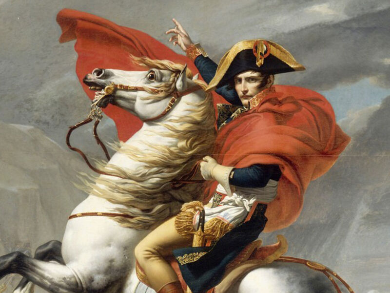 An L A  Dinner Party Spotlights How Napoleon Used Art to