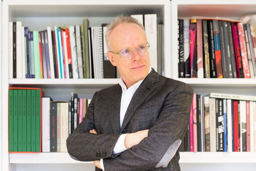 The Future of Art According to Hans Ulrich Obrist