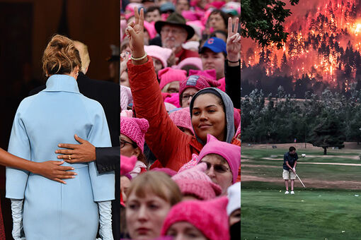 The Most Powerful Moments of Photojournalism in 2017