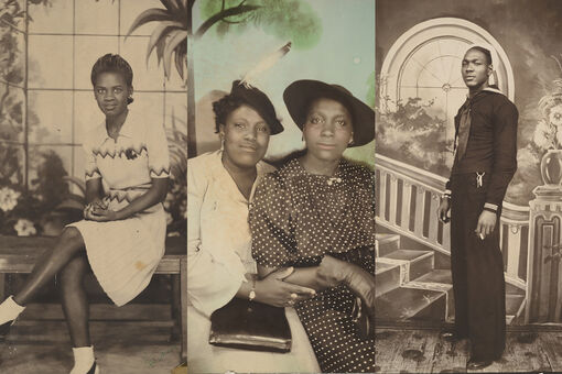 Once Discarded, These Historic Studio Portraits of African Americans Are Now on Display at the Met