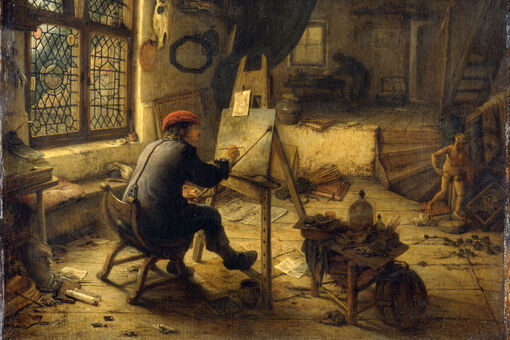 The Dutch Golden Age Gave Us Artists and Dealers as We Know Them Today