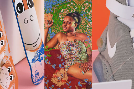 This Company Wants You to Invest in Kehinde Wiley, Sneakers, and Skateboard Decks