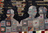 Market Brief: Sanford Biggers's Captivating Work Breaks Auction Record amid Rising Demand